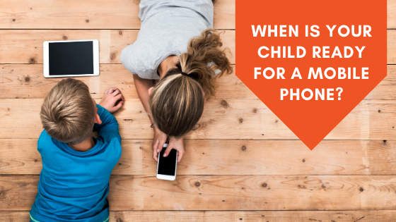 When is your child ready for a mobile phone?