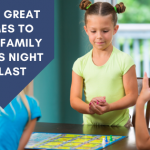 Some great games to make family games night a blast