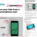 GadgetGuy: G-mee may save your kids from a bad habit – a smartphone one!